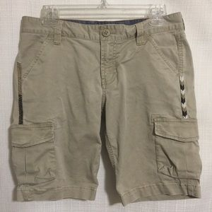 Lucky Brand Cargo Shorts Size 4/27